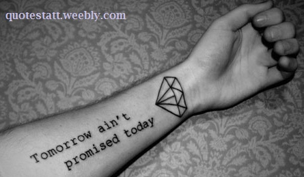 Diamond Quotes | Quotes For Diamond Tattoo Quotestatt
